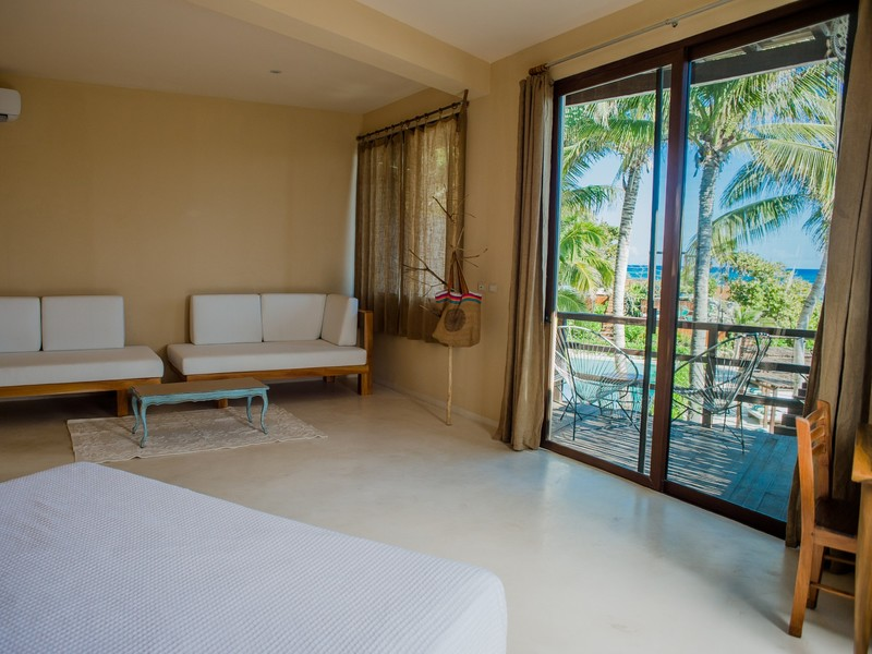 Seaview Balcony Junior Suite