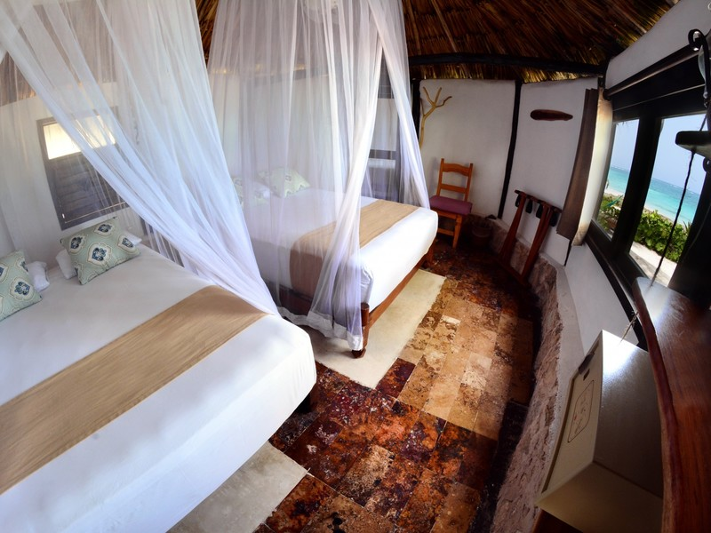 BUNGALOW OCEAN VIEW, 2 BEDS SHARED BATHROOM