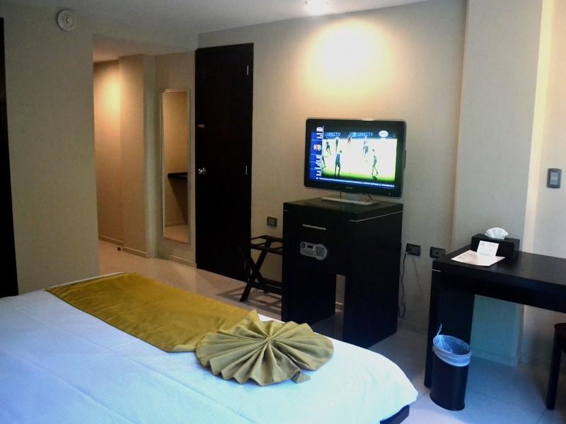 Habitacion estandar de lujo habitaciones hotel el for Hoteles de lujo habitaciones