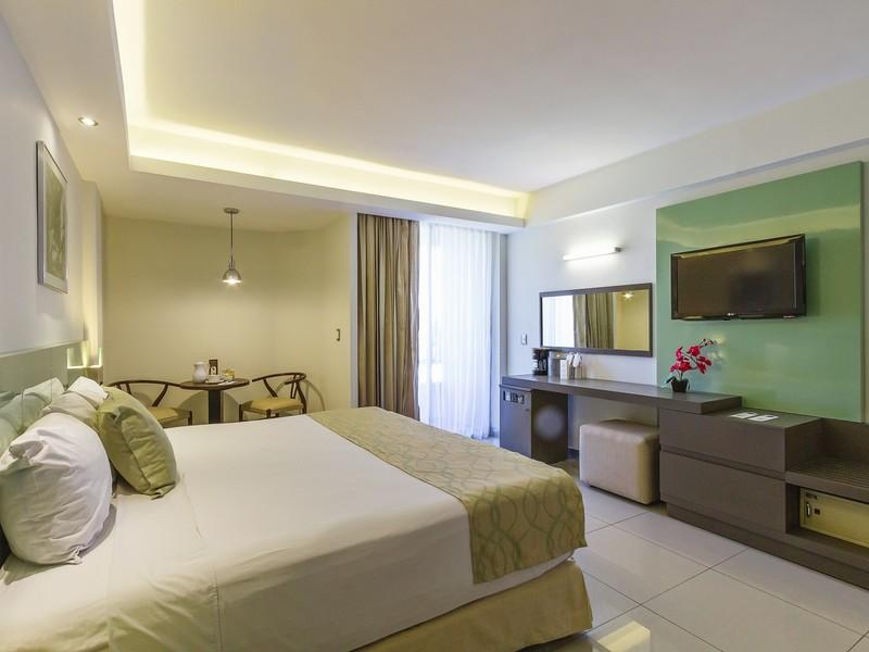 Habitaciones el conquistador hotel en m rida yucat n for Habitaciones conectadas hotel