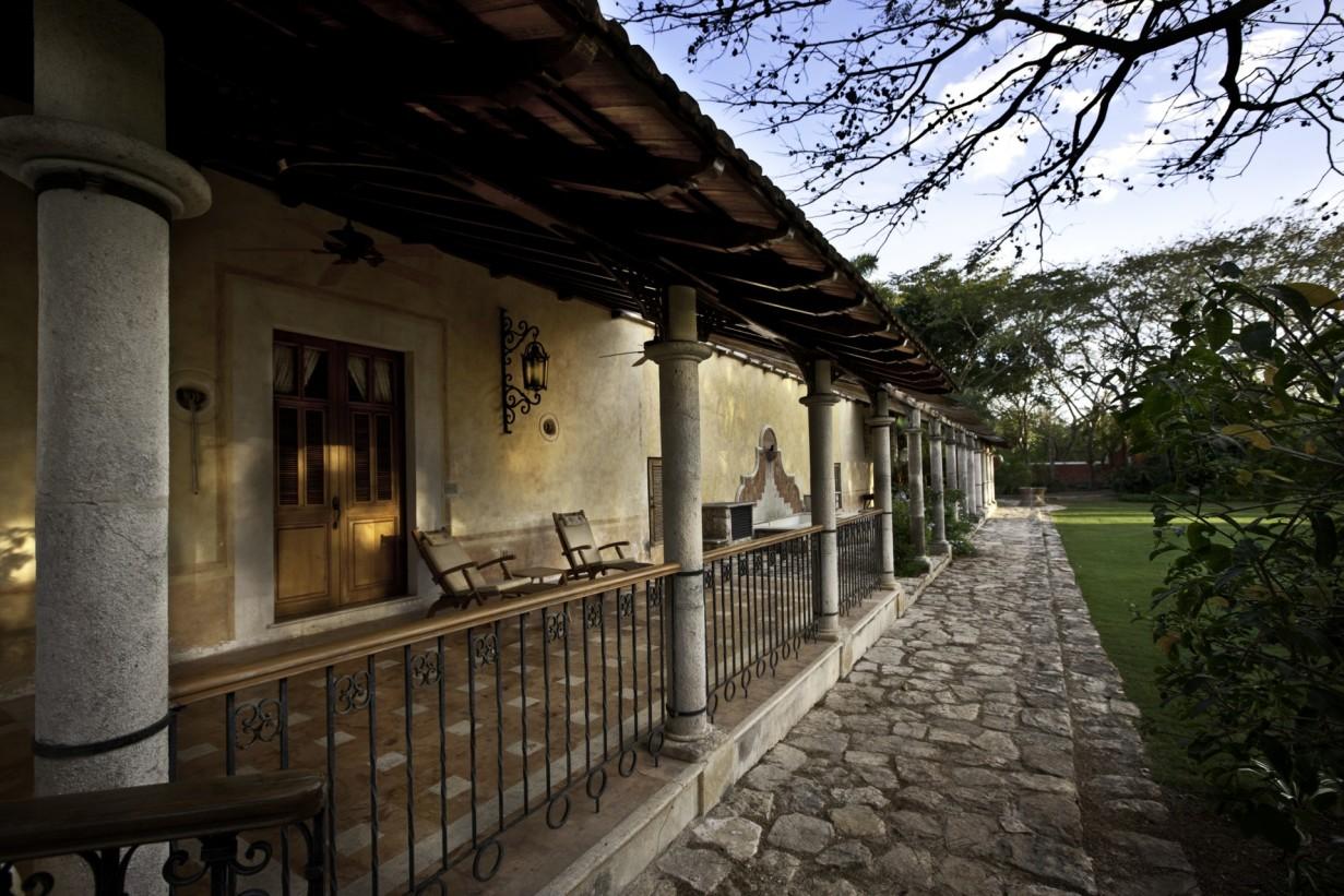 Galer a hacienda xcanatun m rida mexico for Muebles de oficina merida yucatan