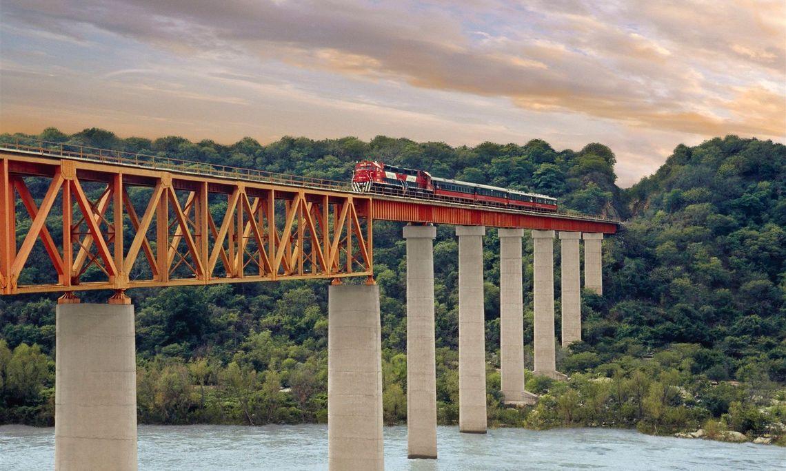 Resultado de imagen para el chepe tren chihuahua