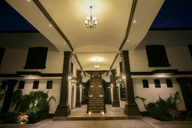 Hotel Latit Real Hacienda de Santiago