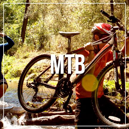Rutas de bici en Jalcomulco, Veracruz, mountain bike