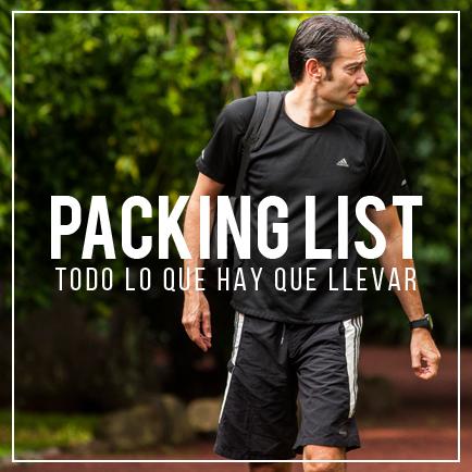 Qué llevar actividades de aventura en Veracruz