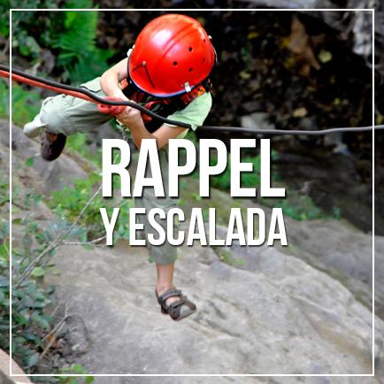 Rappel en Veracruz, rappel en Jalcomulco