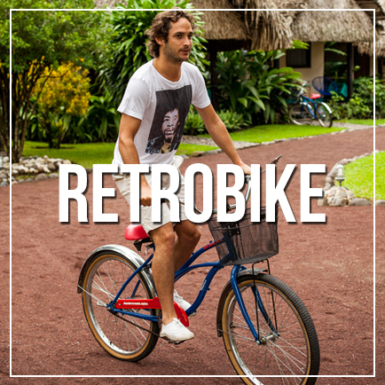 Bicicletas retro Veracruz, Jalcomulco, Xalapa