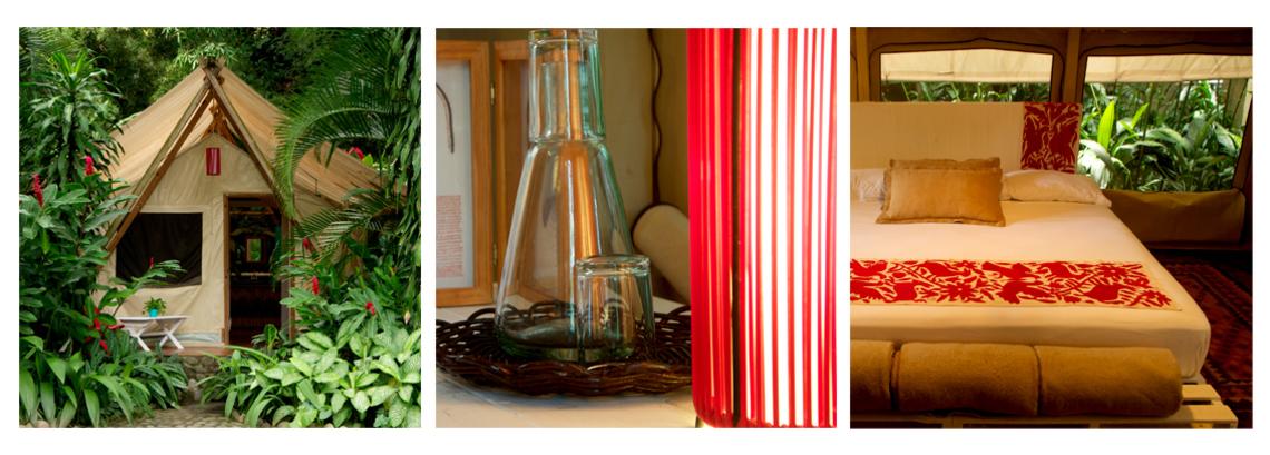 glamping, Safari suites, hospedaje Jalcomulco, hotel Jalcomulco, hotel Coatepec