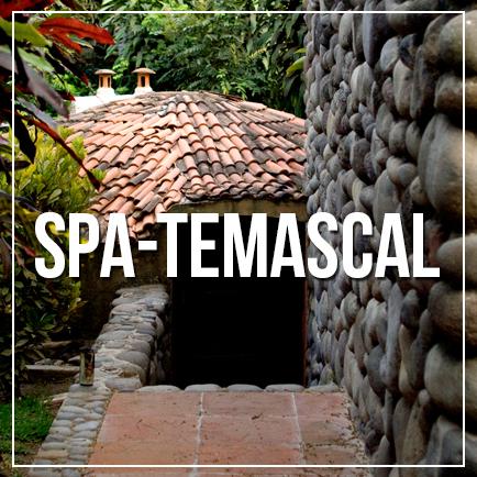Spa y Temazcal en Veracruz, Jalcomulco, Xalapa